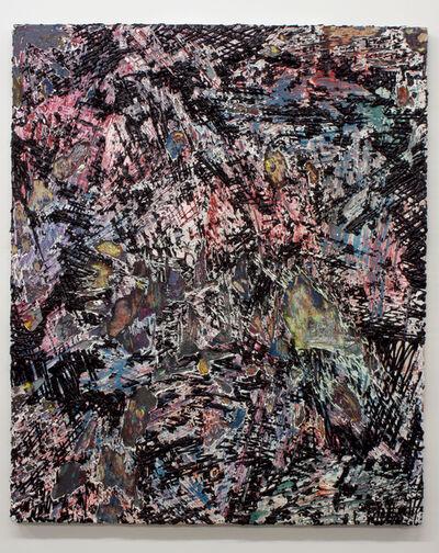 Jacin Giordano, 'Cutpainting 58', 2014