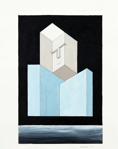 Mernet Larsen, 'Head Study #12', 2010