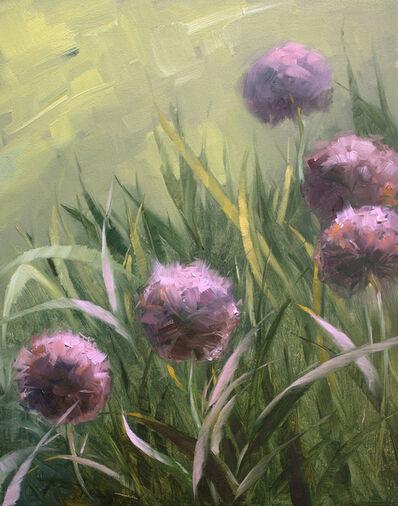 Kirsten Savage, 'Allium', ca. 2000