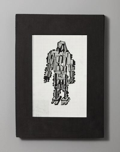 Fernando Campana, 'from series Robôs 2', 2017