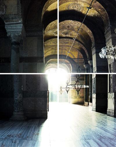 Ola Kolehmainen, 'Hagia Sophia year 537 IV', 2014