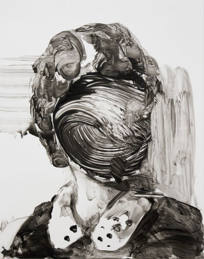 Bartosz Beda, 'Meta Tag Face II', 2019