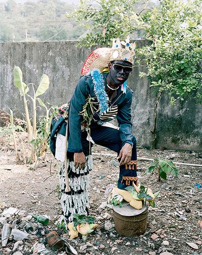 Wayne Lawrence, 'Eduardo, Congo and Diablo Festival, Portobelo,Panama', 2011