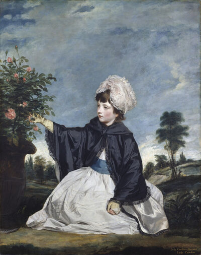 Joshua Reynolds, 'Lady Caroline Howard', 1778