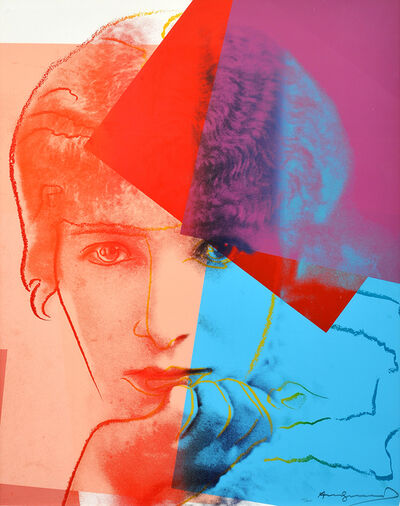 Andy Warhol, 'Sarah Bernhardt', 1980