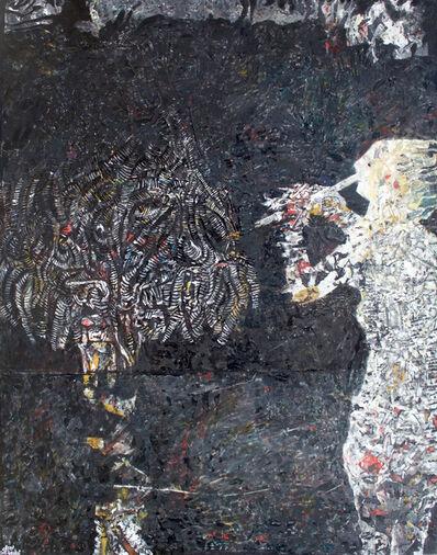 Tayseer Barakat, 'The Flute Player', 2015