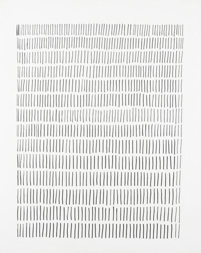 Arturo Vermi, 'Diario', 1970