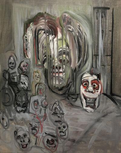 Randi Matushevitz, 'Cluster 1', 2020
