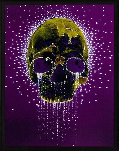 Daniele Buetti, 'White Tears on Skull', 2007