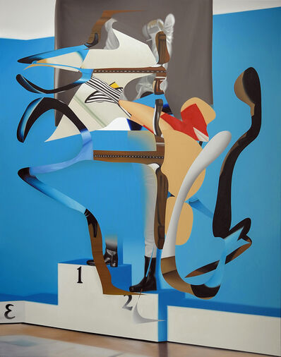 Fabrizio Arrieta, 'Pintura afectiva #1', 2019