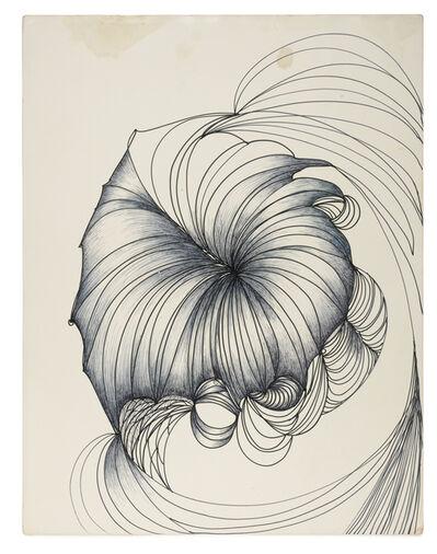 Zilia Sánchez, 'Furia I', 1972