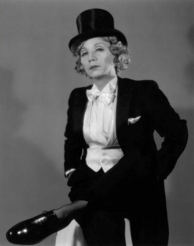 Yasumasa Morimura, 'Self-Portrait as Marlene Dietrich', 1995