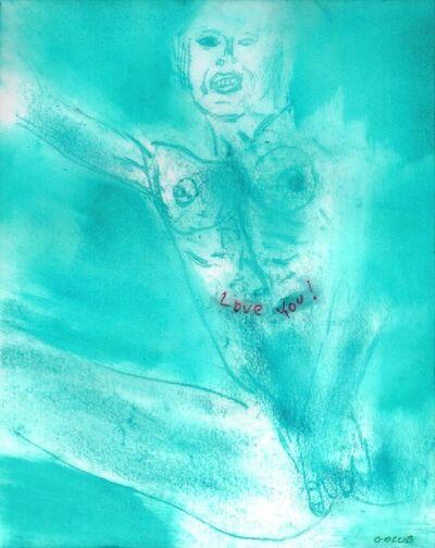 Leon Golub, 'Love You', 2002