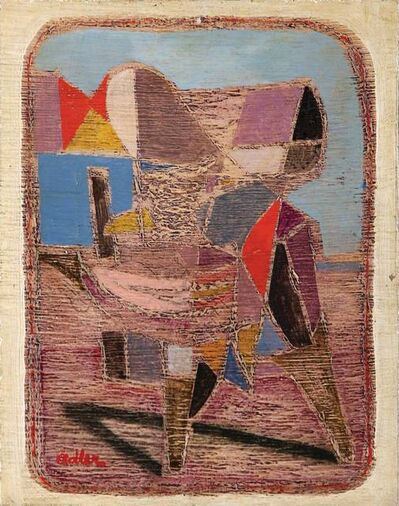Jankel Adler, 'Figure', 1895-1949