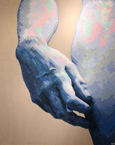 Charlie Hanavich, 'Hand of David', 2017