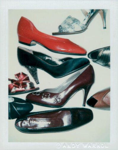 Andy Warhol, 'Shoes', 1981