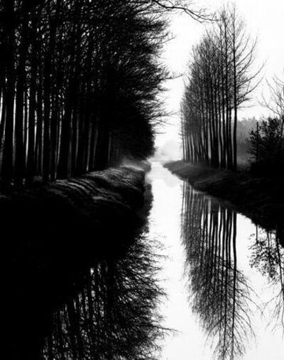 Brett Weston, 'Holland Canal', 1972
