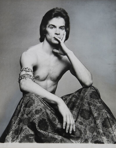 Gian Paolo Barbieri, 'Rudolf Nureyev, Milano', 1969