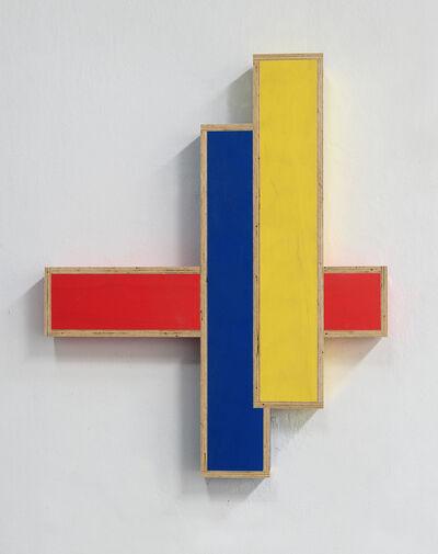 G.T. Pellizzi, 'Salto de Frecuencia (Figura #20) ', 2018