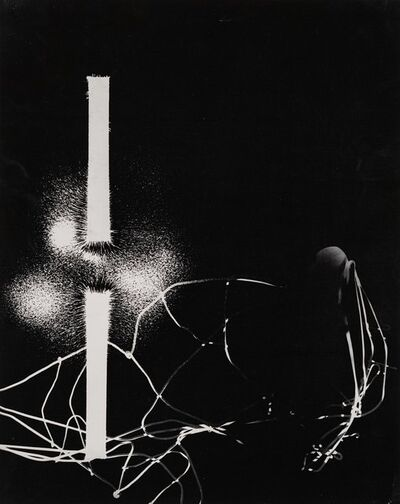 Gyorgy Kepes, 'Magnetic Fields', 1938 / printed later