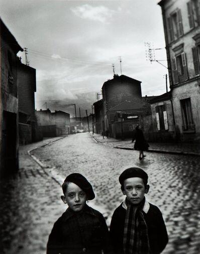 Louis Stettner, 'Aubervilliers', 1947