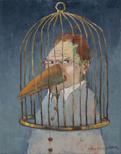 John Alexander, 'Bird Brain', 2018
