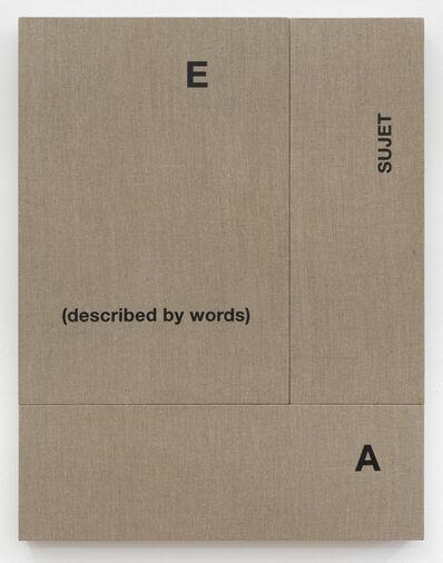 Heinrich Dunst, 'Untitled', 2006