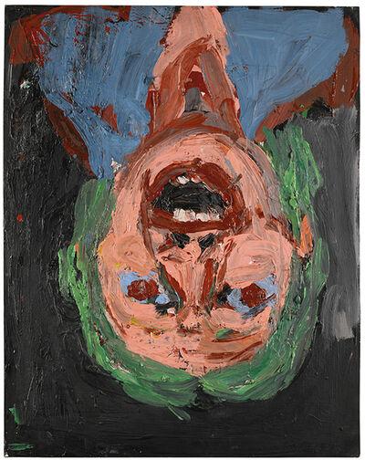 Georg Baselitz, 'Sechs schöne, vier hässliche Porträts; hässliches Porträt 1', 1987