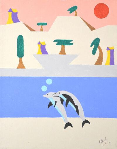Barry Senft, 'Dolphins', 2016