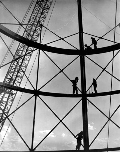 Leo Matiz, 'Construction (Mamonal, Colombia)', 1960