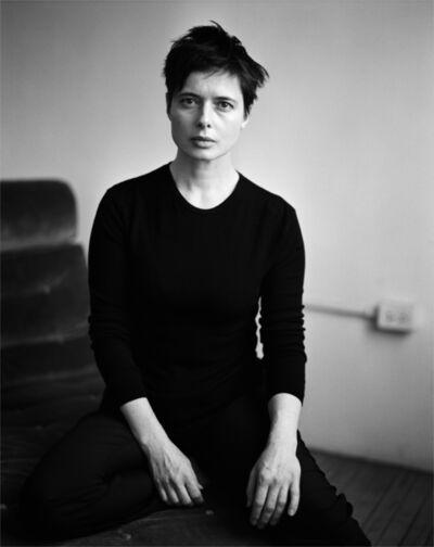 Mikael Jansson, 'Isabella Rossellini, New York 1998', 1998