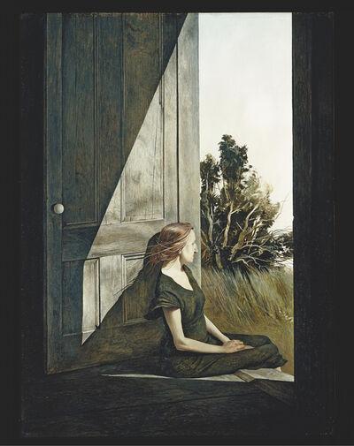 Andrew Wyeth, 'Christina Olson', 1947