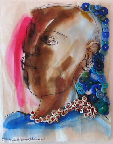 Aminah Brenda Lynn Robinson, 'Poindexter Village Character I'