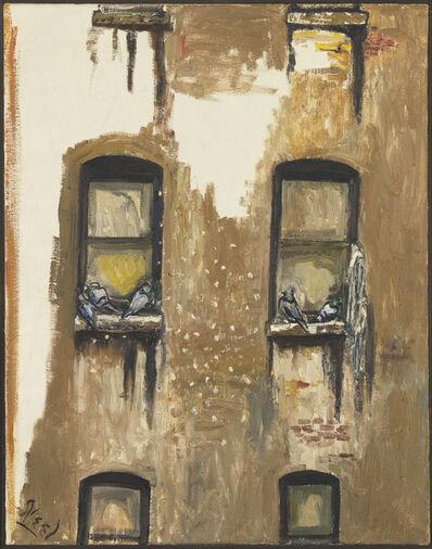 Alice Neel, 'PIGEONS', 1959