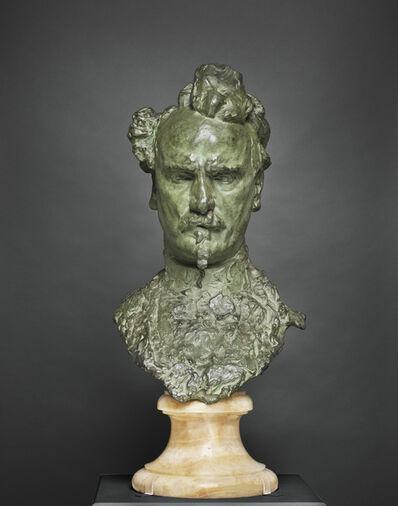Auguste Rodin, 'Henri Rochefort', 1884-1886