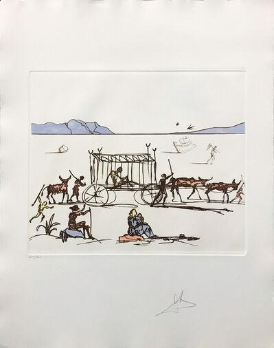 Salvador Dalí, 'JUDGEMENT', 1981