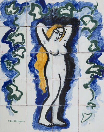 Kees van Dongen, 'Femme nue au lierre', 1908-1910