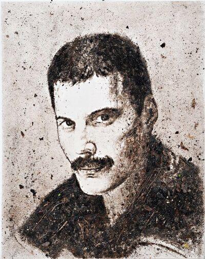 Enzo Fiore, 'Genesi Freddie Mercury', 2017