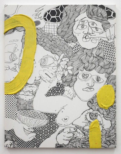 José Lerma, 'El Manjar I ', 2017