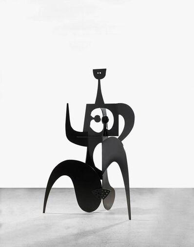 Philippe Hiquily, 'MARATHONIENNE ', 2004