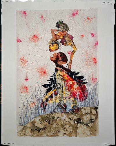 Wangechi Mutu, 'Misguided Little Unforgivable Hierarchies', 2005
