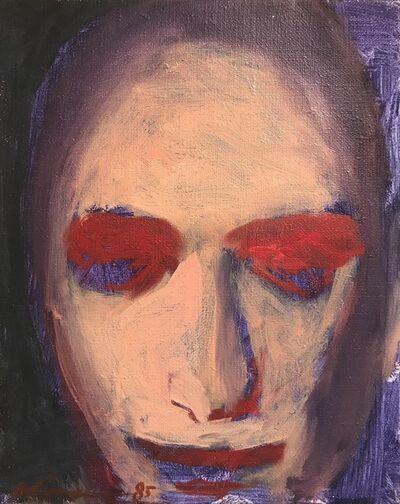 Nathan Joseph Roderick Oliveira, 'Small Head', 1985