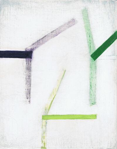 Zsofia Schweger, 'At Sea (in London) #1', 2014