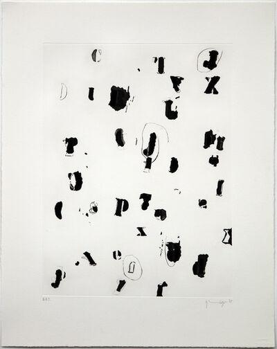 Glenn Ligon, 'Debris Field 1', 2012-15
