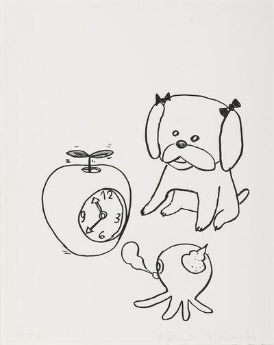 Yoshitomo Nara, 'Time Goes On', 2002-2004