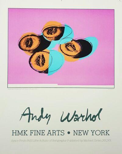 Andy Warhol, 'Cantaloupes II (Space Fruit: Stills Lifes)', ca. 1979
