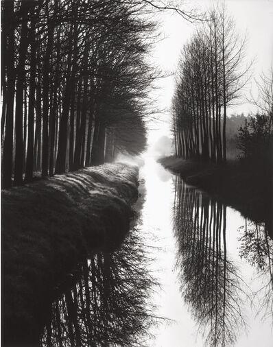Brett Weston, 'Holland Canal', 1970-1974