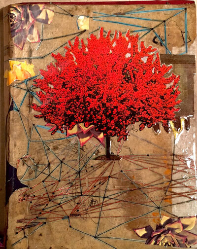 Lance Letscher, 'Red Tree', 2019