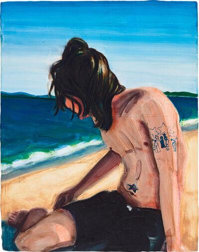 Elizabeth Peyton, 'Peconic (Ben)', 2002