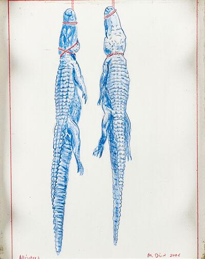 Mark Dion, 'Alligators', 2006